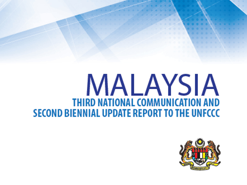 Malaysia's Reporting On Climate Change
