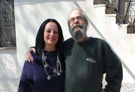 Con Mark Baldwin Harris