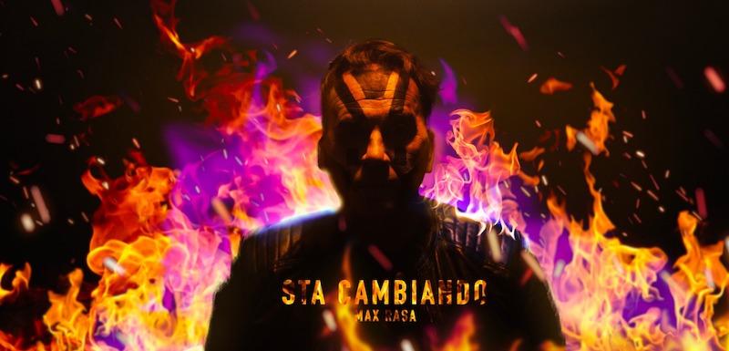 STA CAMBIANDO - cover