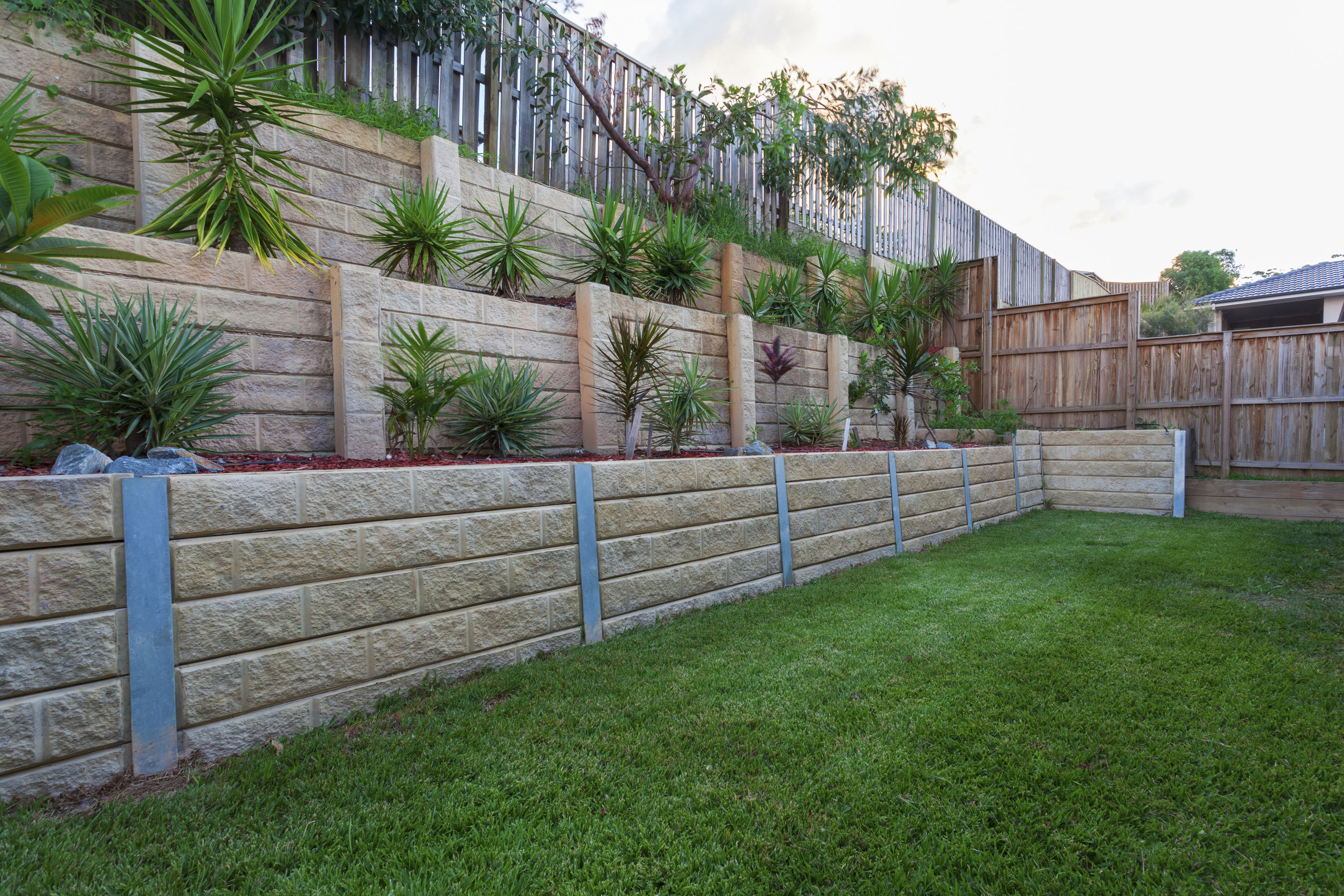 Landscape Technology | Lebanon County Career and ... on Tiered Yard Ideas  id=31370