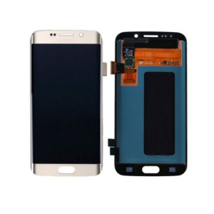 LCD Screen Replacement without frame for Samsung Galaxy S6 Edge - Gold