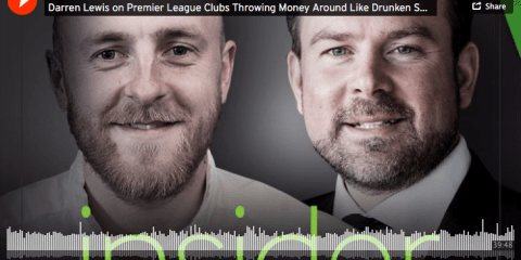 New Betway Insider podcast- Darren Lewis