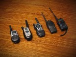 different kinds of walkie Talkie
