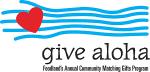 Give Aloha logo
