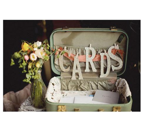 card suitcase