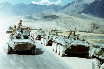 Soviet forces in Afghanistan