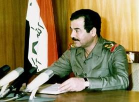 Sadam Hussein (1980s)