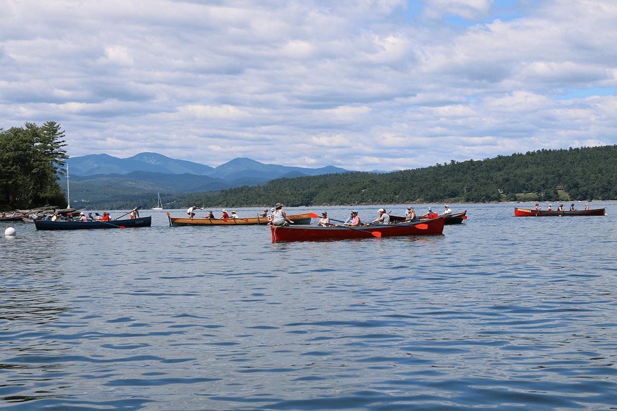 2018 Lake Champlain Challenge Race Results