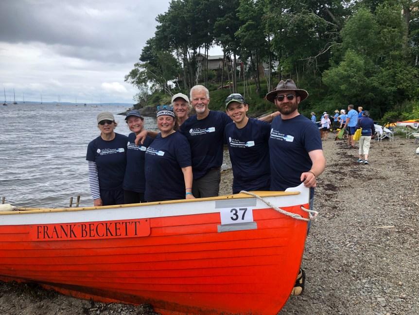 LCMM Rowing Team