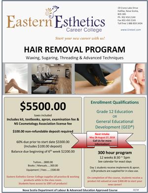 2018 Eecc Hair Removal Program For Web