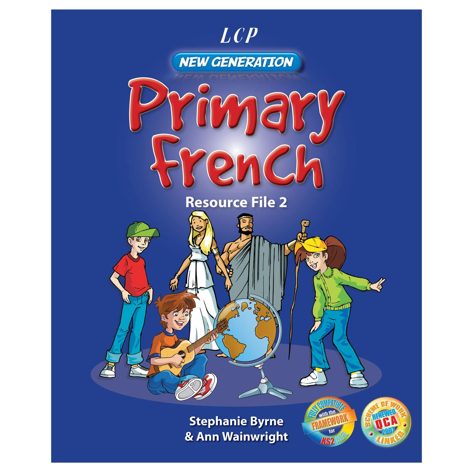Ng Primary French Resource File Cd S