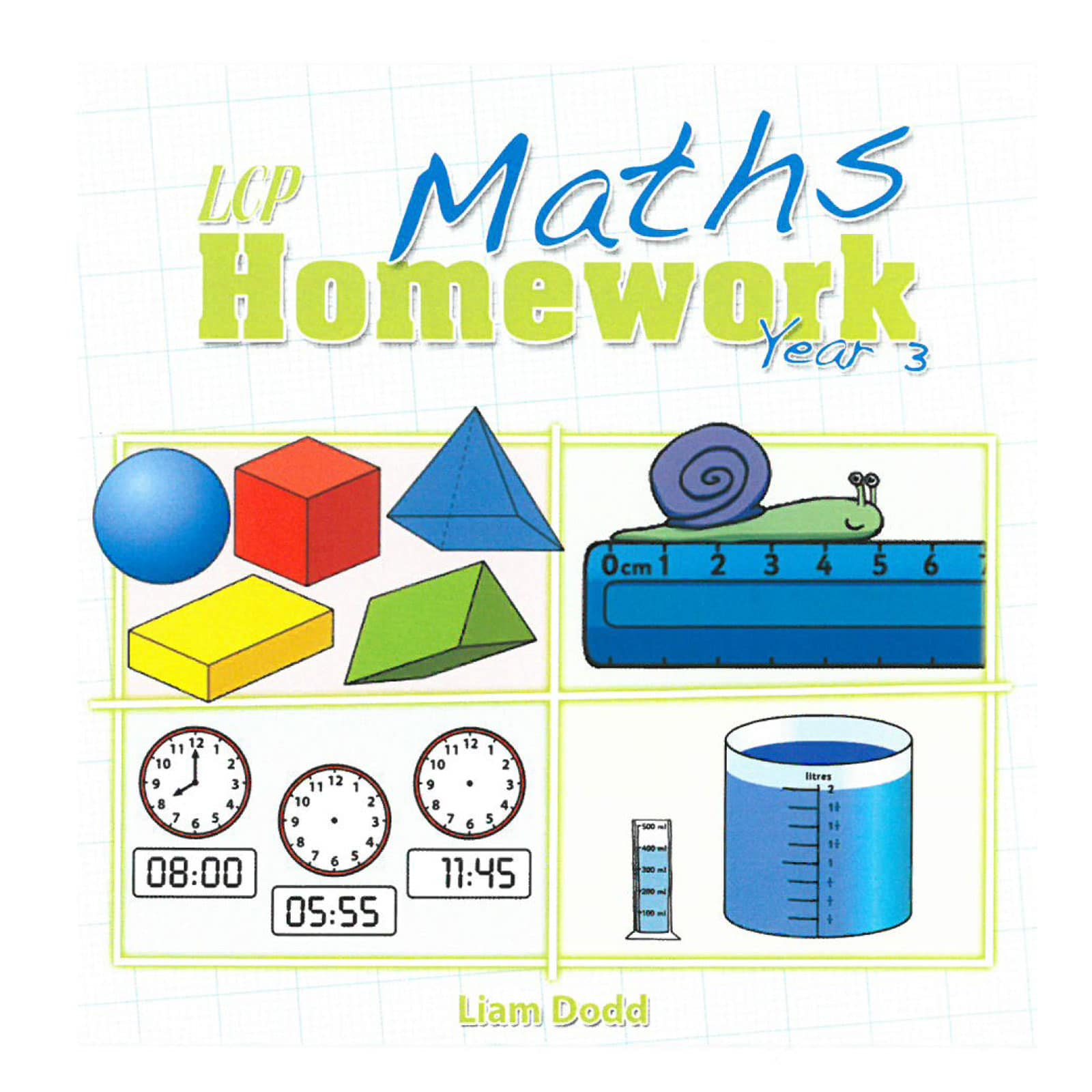 Maths Homework Cd Year 3