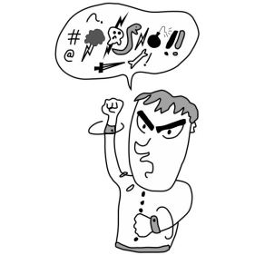 Profanity Boy