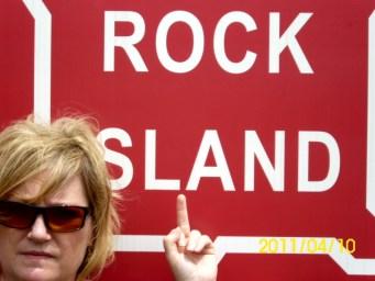 Rock Island Flip Off