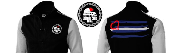 Felpe Leather Club Roma