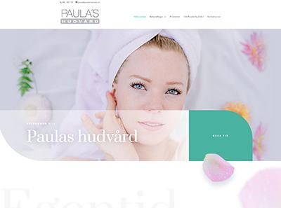 Paulas hudvård