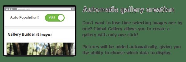 Global Gallery - WordPress Responsive Gallery 16