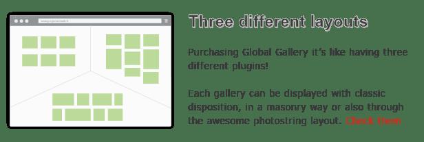 Global Gallery - WordPress Responsive Gallery 10
