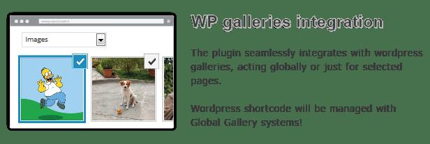 Global Gallery - WordPress Responsive Gallery 12