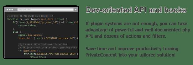 PrivateContent - Multilevel Content Plugin 17