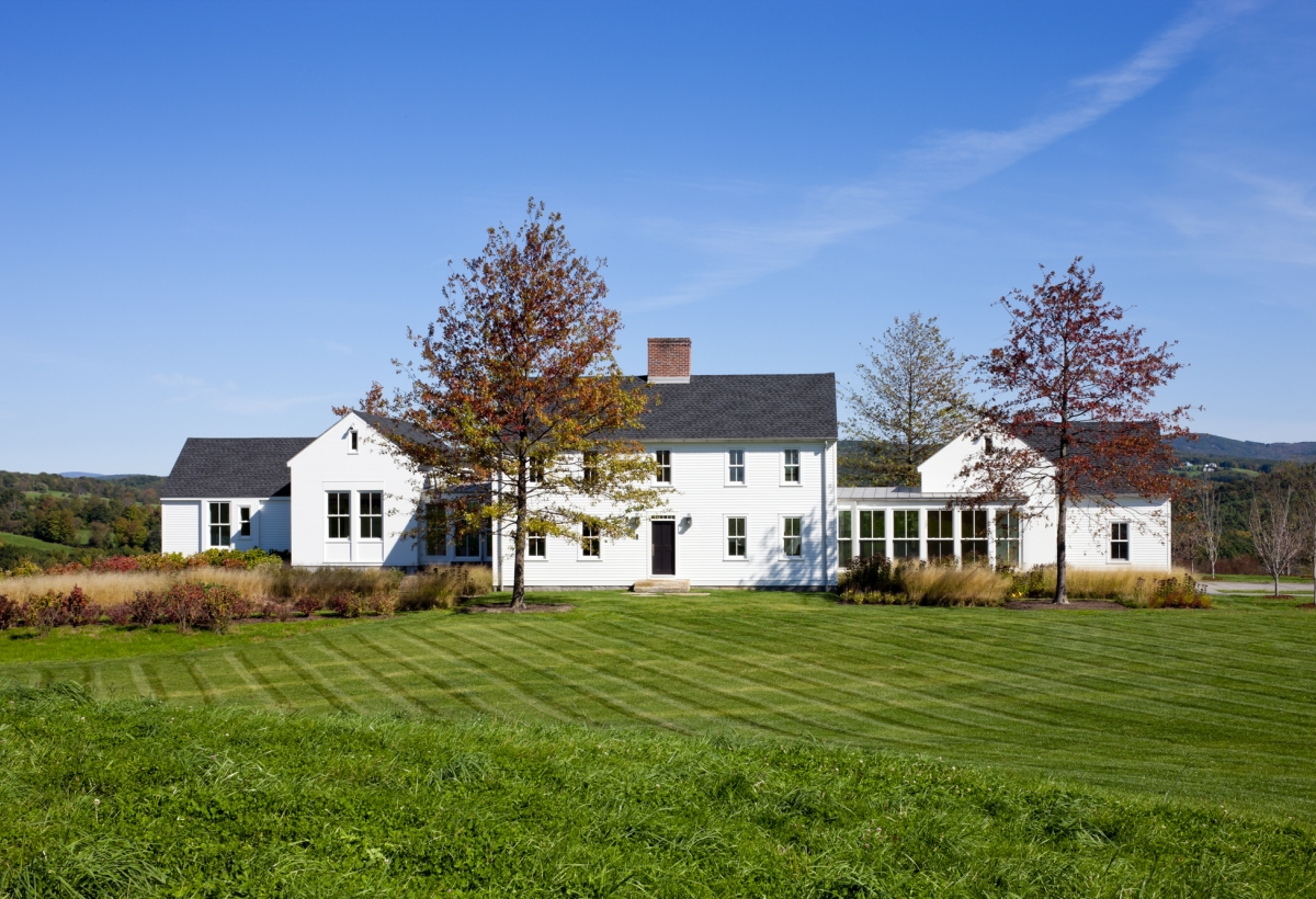 Berkshire Farmhouse LDa Architecture And Interiors
