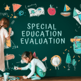 special education evaluation iep