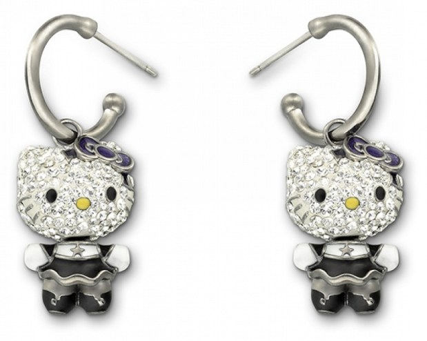8eece922f Swarovski launch Hello Kitty Rocks collection | LDNfashion