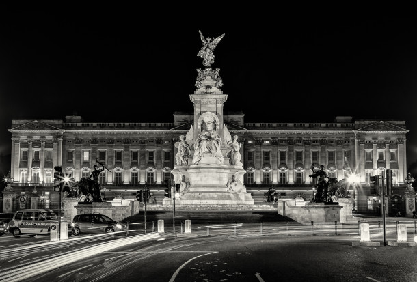 Buckingham palace flickr