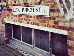 Top 10 Redchurch Street shops