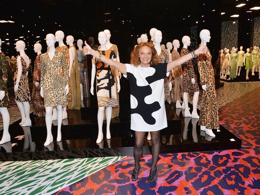 cdc13558eb Diane von Furstenberg Sample Sale - 18th - 22nd March 2016