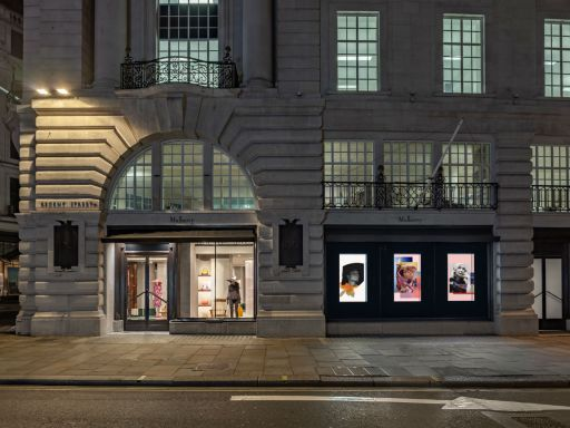 Mulberry opens global flagship store on Regent Street