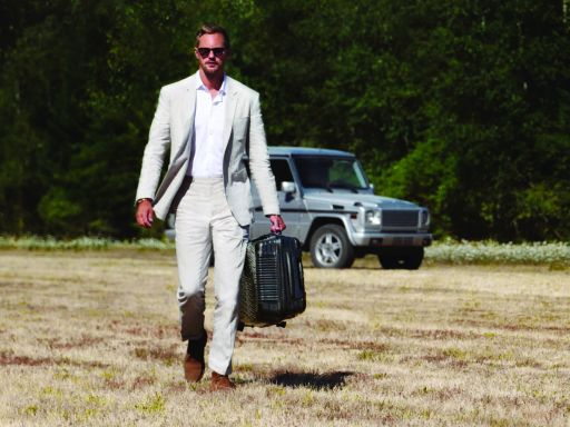 TUMI teams up with British Heart Foundation for charity initiative