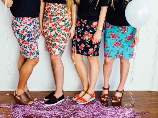 Styling your skirts this season – how should it be done?