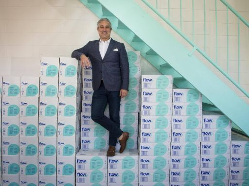 My London: Nicholas Reichenbach – Flow Founder and CEO
