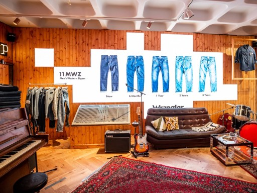 Wrangler launches ICONS collection