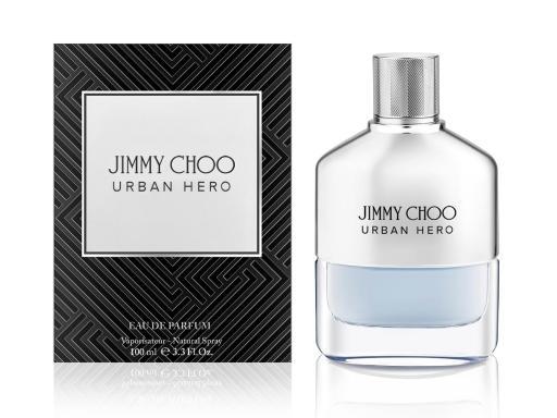 Jimmy Choo launches Urban Hero fragrance