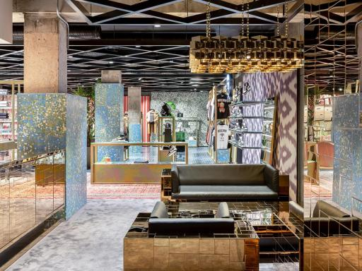 Flannels opens first flagship store in London
