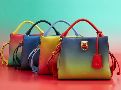 """Mulberry launches limited edition """"Iris for Iris"""" collection"""