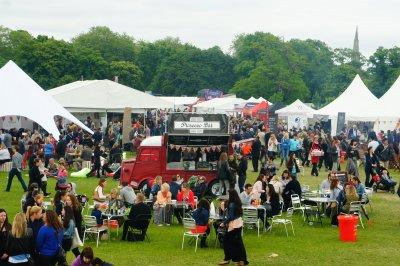 Foodies Festival - Clapham Common 22