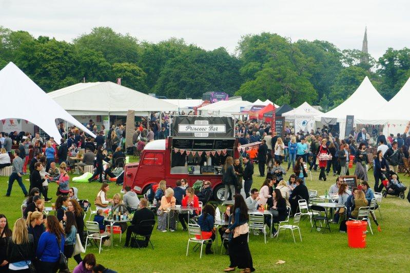 Foodies Festival - Clapham Common 6