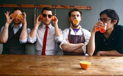 BackDoor Kitchen Pop Up - Interview 16
