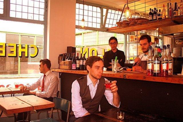 BackDoor Kitchen + Brixton = BackDoor Salon 6