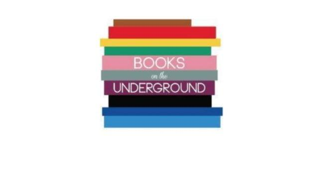 Books on the Underground 6
