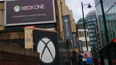 Xbox One Tour - Shoreditch 20