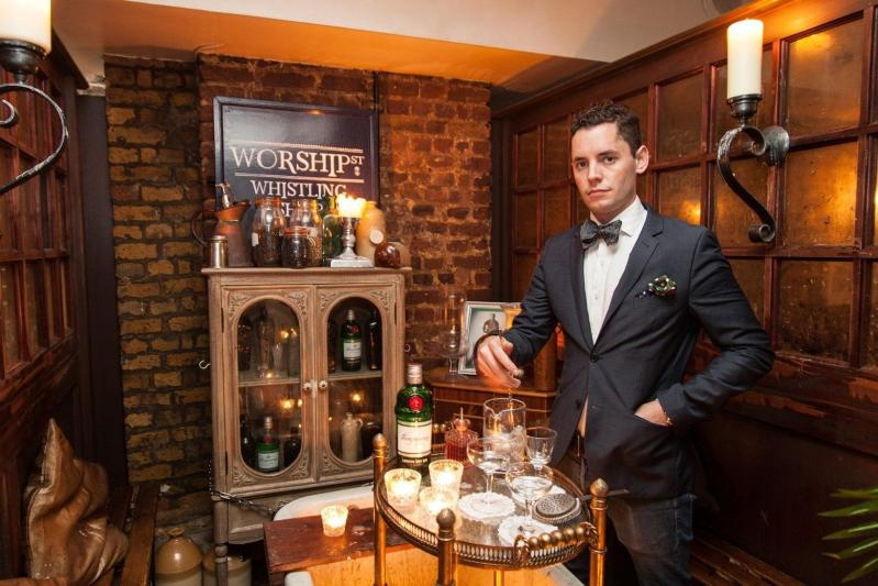 The Worship Street Whistling Shop Presents - The Juniper Journey by Tanqueray Gin 6