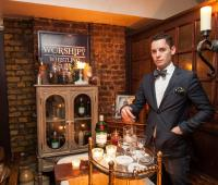The Worship Street Whistling Shop Presents - The Juniper Journey by Tanqueray Gin 9