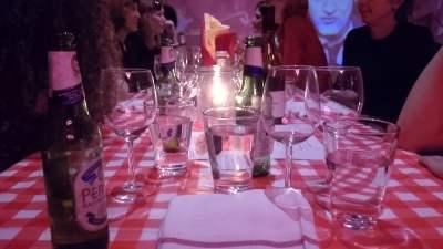 Bootleg Banquet Tarantino Tease Supperclub - Review 18