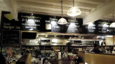 Exhibit Balham - Bar, Diner and Cinema – Review 15
