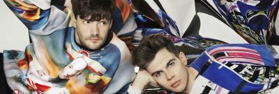Klaxons  Album 'Love Frequency' Announced + April Tour Dates 15