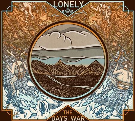 lonely the brave new album The Day's War